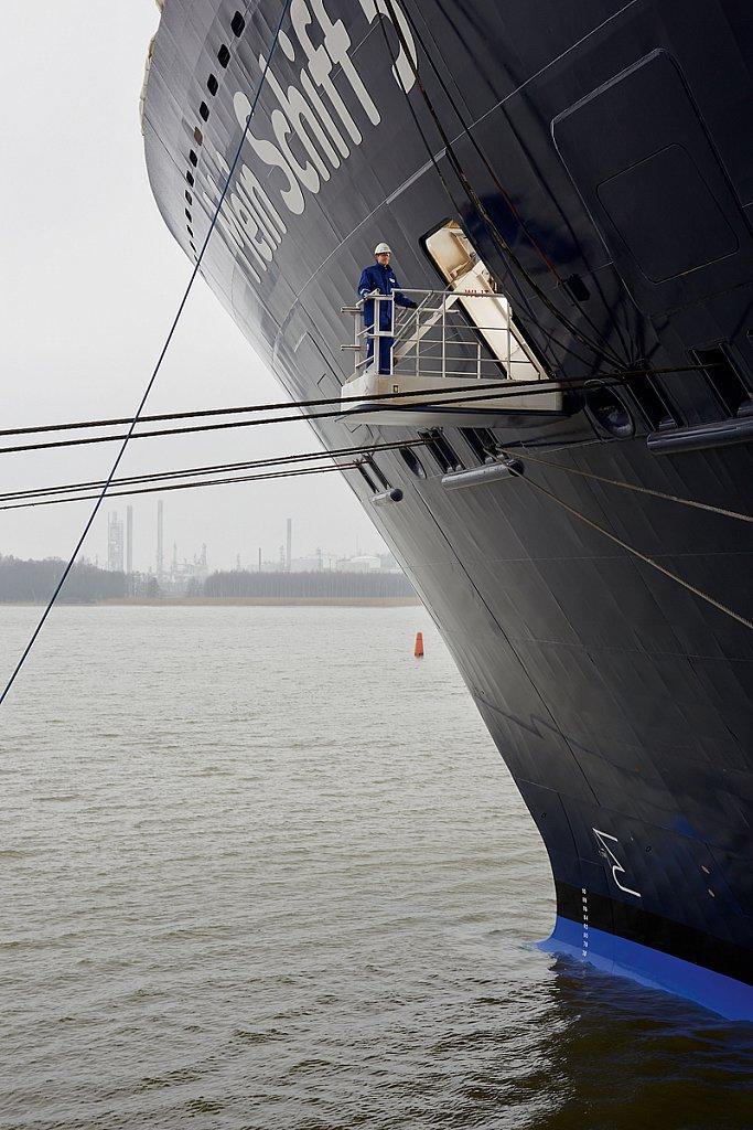 "TUI Cruises ""mein Schiff entsteht"" PORTRAITS"